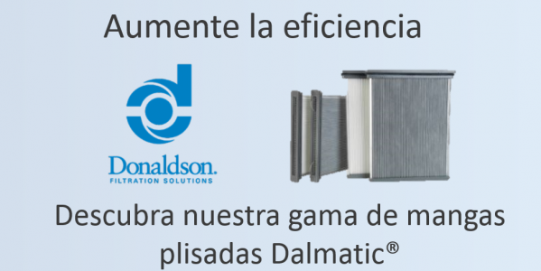 Pleated Filter Bag Dalamatic